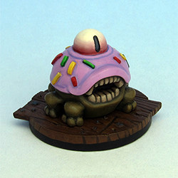 Cunning Cupcake front
