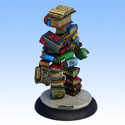 Book Golem 1 right
