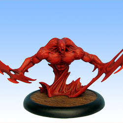Blood Elemental front