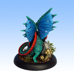 Faery Dragon back