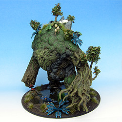 Shambling Mound left