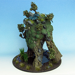Shambling Mound back