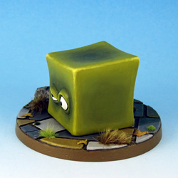 Gelatinous Cube left