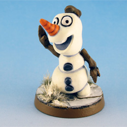 Olaf front