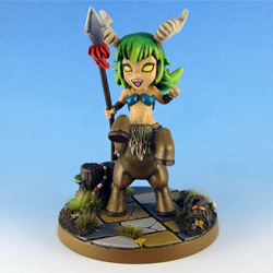 Thundervale Huntress front