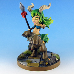 Thundervale Huntress front / left