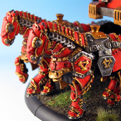 Gun Carriage Horses