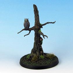 Grimm's Owl