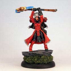 Commander Sorscha
