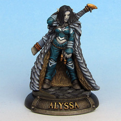 Alyssa Ferryl
