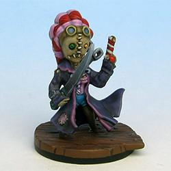 Puppet Gillian