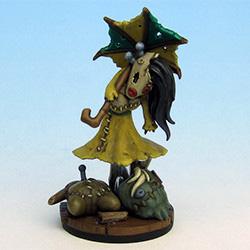 Puppet Rotten Belle