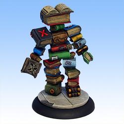 Book Golems